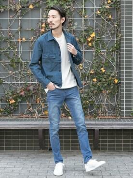 アーバンリサーチ 金沢百番街Rinto店|otsukiさんのシャツ/ブラウス「VintageMilitaryShirts(URBAN RESEARCH|アーバンリサーチ)」を使ったコーディネート