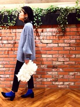 FREAK`S STORE ららぽーとエキスポシティ店 おかもさんの(FWK by engineered garments)を使ったコーディネート