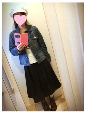 Ponchan♡さんの(tutuanna チュチュアンナ)を使ったコーディネート