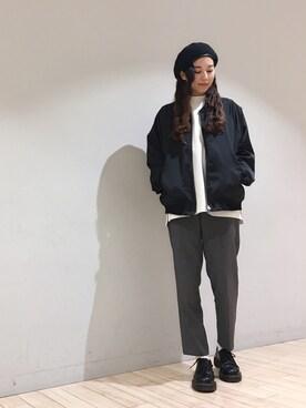JUNRed 広島パルコ|SHIROYAMAさんの(JUNRed|ジュンレッド)を使ったコーディネート