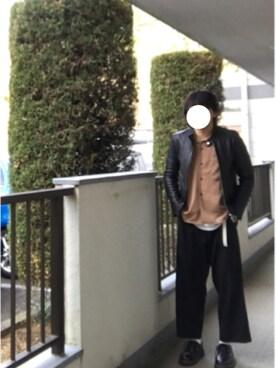 Takumaさんの(HARE|ハレ)を使ったコーディネート