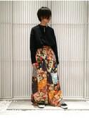 MATSUDAさんの「タッセルチョーカー(UNITED TOKYO ユナイテッドトウキョウ)」を使ったコーディネート