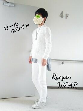 Ryoyanさんの(BEAUTY&YOUTH UNITED ARROWS|ビューティアンドユースユナイテッドアローズ)を使ったコーディネート