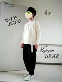 Ryoyanさんの「CONVERSE コンバース ALL STAR HI オールスター ハイ(CONVERSE コンバース)」を使ったコーディネート