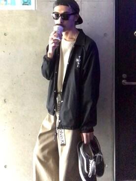 (BEN DAVIS) using this HidekiYoshioka looks