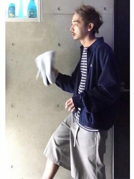 HidekiYoshiokaさんの(VANS バンズ)を使ったコーディネート