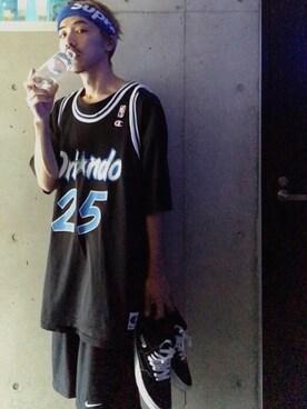 (Nike) using this HidekiYoshioka looks