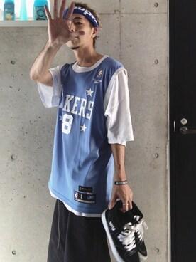 (Reebok) using this HidekiYoshioka looks