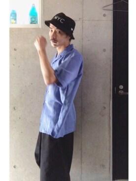 (RALPH LAUREN) using this HidekiYoshioka looks