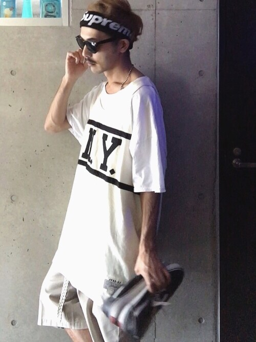 「off-white(stall & dean)」 using this HidekiYoshioka looks