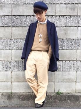 Motokiさんの(SEVENDAYS=SUNDAY|セブンデイズサンデイ)を使ったコーディネート