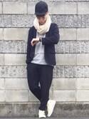 Motokiさんの「【KOMONO】ESTELLE(KOMONO.|コモノ)」を使ったコーディネート