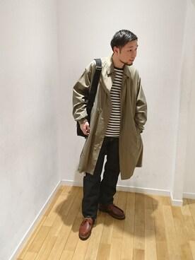 Bshop 名古屋店|hayashiさんの「【Brady(ブレディ)】ARIEL TROUT gnt(BRADY)」を使ったコーディネート