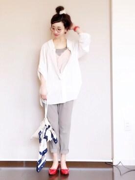 陽さんの(DOUBLE STANDARD CLOTHING|ダブル スタンダード クロージング)を使ったコーディネート