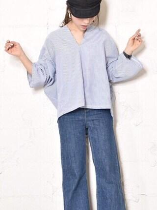 田中亜希子さんの(coca|コカ)を使ったコーディネート
