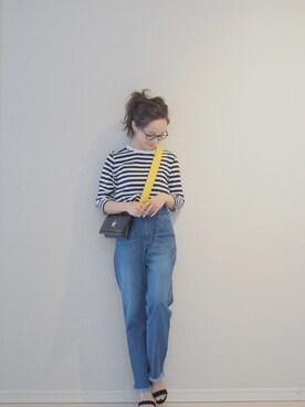 田中亜希子さんのコーディネート