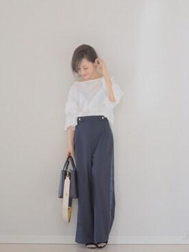 田中亜希子さんの(FENDI|フェンディ)を使ったコーディネート