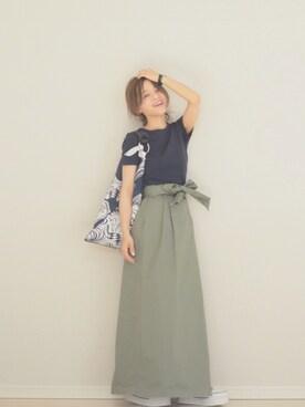 田中亜希子さんの(STUNNING LURE|スタニングルアー)を使ったコーディネート