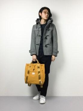 ZOZOTOWN|Yudai Ishiiさんの「RT.CEO.SC.TAL-A(ROOTOTE|ルートート)」を使ったコーディネート