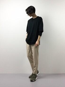 ZOZOTOWN|Yudai Ishiiさんの(URBAN RESEARCH ID|アーバンリサーチ アイディー)を使ったコーディネート