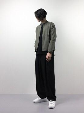 ZOZOTOWN|Yudai Ishiiさんの(JOURNAL STANDARD|ジャーナルスタンダード)を使ったコーディネート