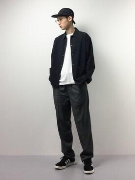 ZOZOTOWN|Yudai Ishiiさんの(green label relaxing|グリーンレーベルリラクシング)を使ったコーディネート