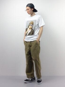 ZOZOTOWN|Yudai Ishiiさんの(KIJIMA TAKAYUKI|キジマ タカユキ)を使ったコーディネート