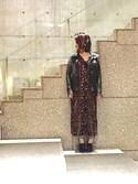 MINX河野 沙耶佳さんの「レース付キャミソール(FREAK'S STORE|フリークスストア)」を使ったコーディネート