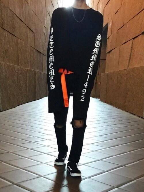 ����y`m���y�(y�ny�%���_y_m_t使用「y-3(y-3 orange belt)」的時尚穿搭