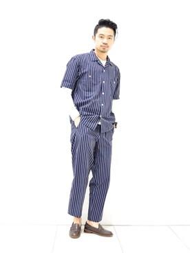 アーバンリサーチ札幌ステラプレイス店|KakeruMayama(真山走)さんの(URBAN RESEARCH|アーバンリサーチ)を使ったコーディネート