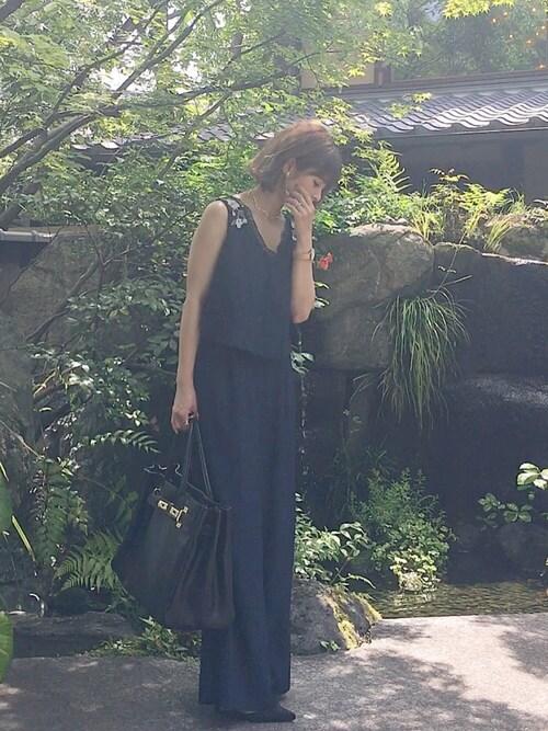 結婚式配色コーデ