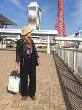 Ciaopanic名古屋店|ayumi**さんの(beautiful people|ビューティフルピープル)を使ったコーディネート