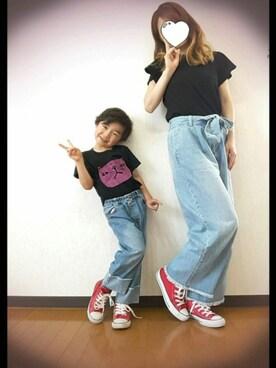 kanta&mamaさんの(JIPPON|ジポン)を使ったコーディネート