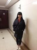 Jane-chanさんの「WEGO/無地ソックス(WEGO|ウィゴー)」を使ったコーディネート