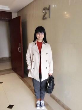 Jane-chanさんの(earth music&ecology アースミュージックアンドエコロジー)を使ったコーディネート