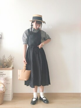 mmk♡さんの(ADIEU TRISTESSE LOISIR|アデュートリステス ロワズィール)を使ったコーディネート