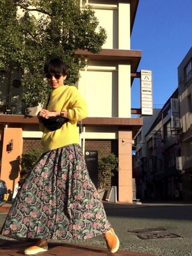 BEAUTY&YOUTH UNITED ARROWS|Miyu Iwasakiさんの(JANSPORT|ジャンスポーツ)を使ったコーディネート