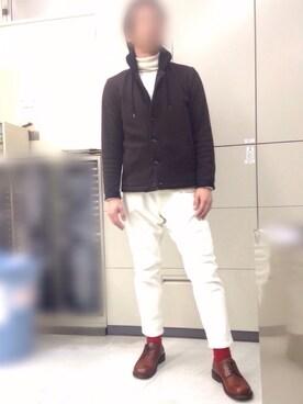 ヨウchanさんの(TAKEO KIKUCHI|タケオキクチ)を使ったコーディネート