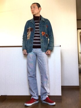 Yousuke Machidaさんの(glamb|グラム)を使ったコーディネート