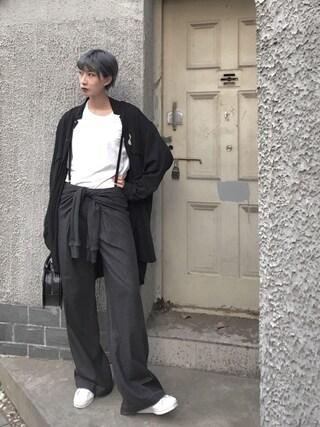 「adidas Originals / SUPERSTAR W(adidas)」 using this MichelleC looks