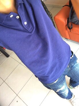 「ARC 3D BTN LOW BOYFRIEND / NEYA DENIM(G-STAR RAW)」 using this じゃんだら looks
