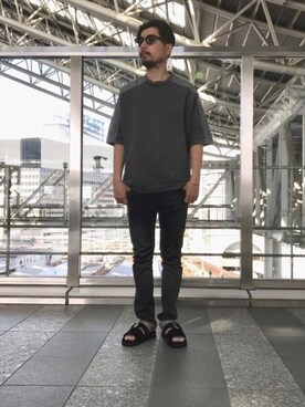 モンキータイム ビューティ&ユース ユナイテッドアローズ 大阪店|Kiyotaka Nakagawaさんのコーディネート