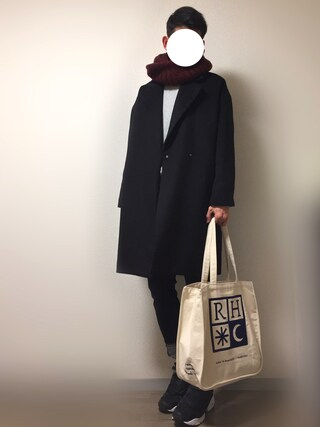「WEGO/リブスヌード(WEGO)」 using this Masa looks
