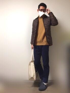 Masaさんの(Traditional Weatherwear|トラディショナルウェザーウェア)を使ったコーディネート