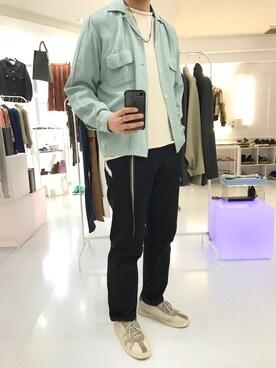 KAKA☆VAKA 名古屋店 壮さんの(PHINGERIN フィンガリン)を使ったコーディネート