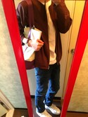 takumaさんの「adidas アディダス STAN SMITH スタンスミス S75104 16SP RWHT/RWHT/RWHT(adidas|アディダス)」を使ったコーディネート
