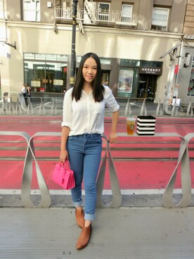 (NINE WEST) using this Rongna Huang looks