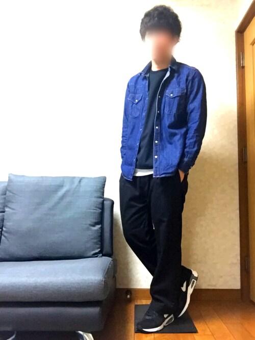 kyousukeさんの(GU)を使ったコーディネート