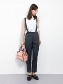 Kiiさんの「スカーフ付2wayハンドバッグ(fifth|フィフス)」を使ったコーディネート