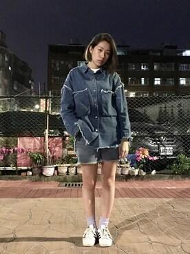 (adidas) using this 加百列 looks